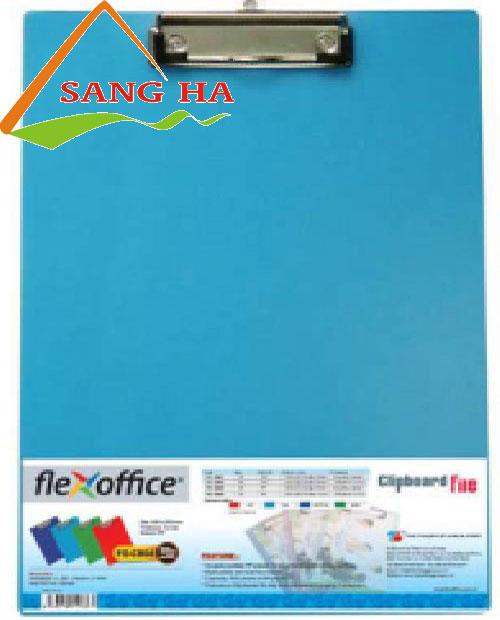 Bìa trình ký đơn (nhựa) Thiên Long FO-CB04