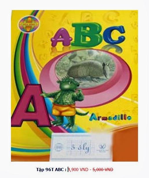 Tập 200 trang Hòa Bình ( ABC)