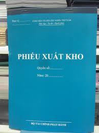 Phiếu Thu - Chi - Xuất - Nhập kho A4 VP224