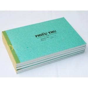 Phiếu Thu - Chi - Xuất - Nhập kho A5 VP222