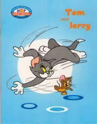 Tập vở hiệp phong 96 trang ĐL70 4ôly, 5ôly kẻ ngan tom & Jerry