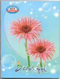 Tập 200 trang hiệp phong cao cấp ĐL các loại hoa