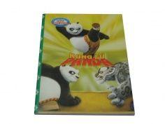 Tập vở 96 trang hiệp phong loại 2 hình gấu panda