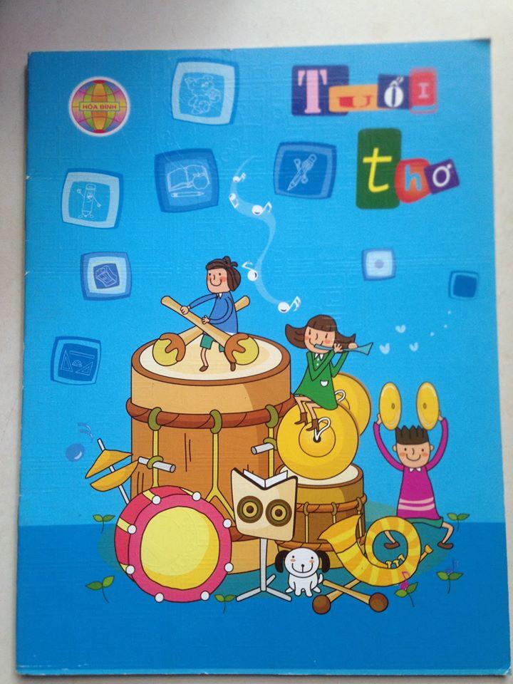 Tập hoà bình 96 trang hình giai điệu