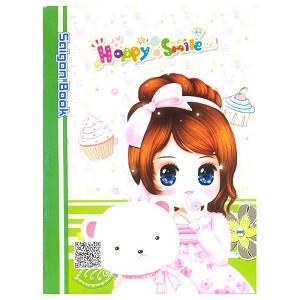 Tập vĩnh tiến sài gòn Book Happy smile 200 trang in oly