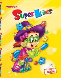 Tập ViBook Gold Plus Super Kids 100 trang in caro