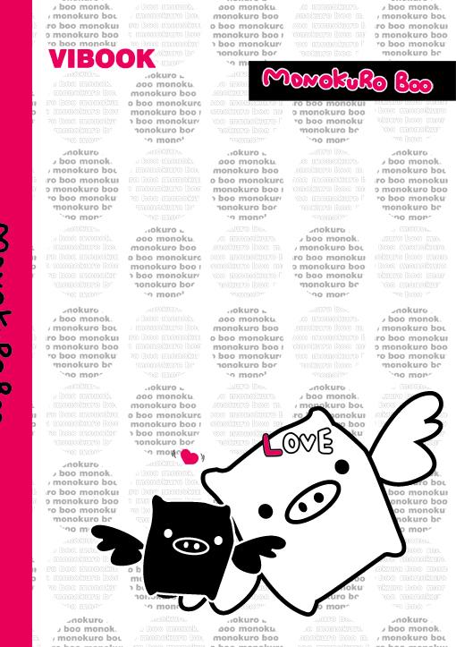 Tập ViBook Sinh viên 100 trang MONOKUROBOO oly
