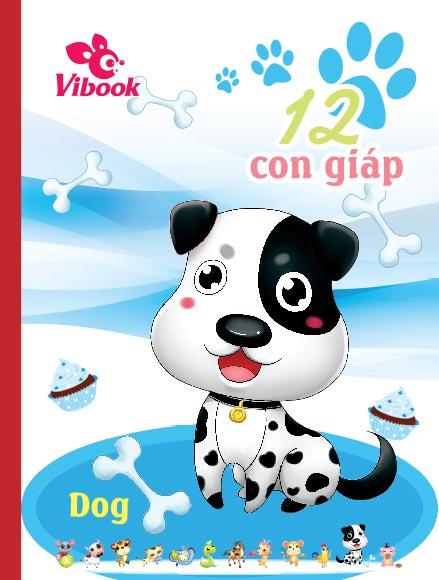 Tập ViBook Sinh Viên 100 trang 12 con giáp oly
