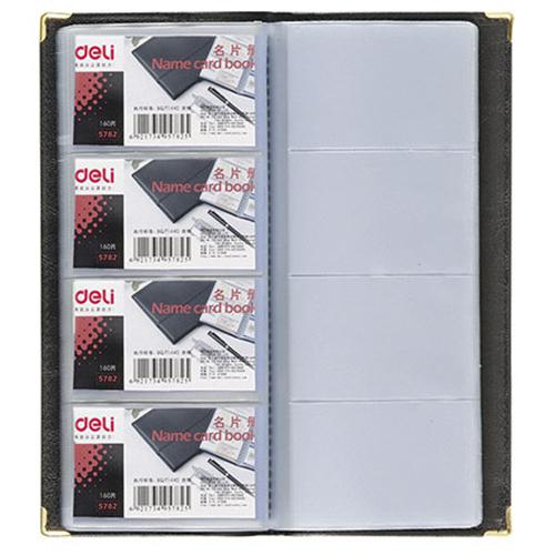 Sổ 160 Name Card Deli - 5782