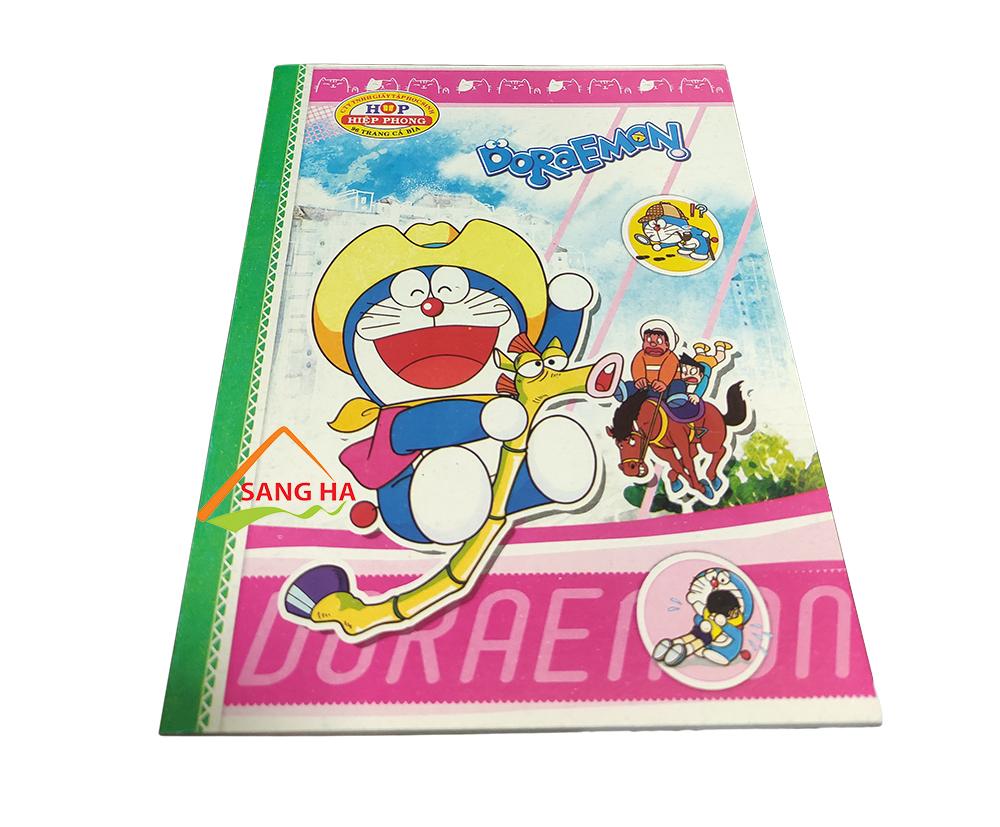 Tập 200 trang thường loại 2 (Gấu Doremon)