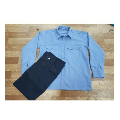 Quần áo bảo vệ tay dài DPCN-18351