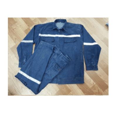 Quần áo Jean wash mềm có phản quang DPCN-18332