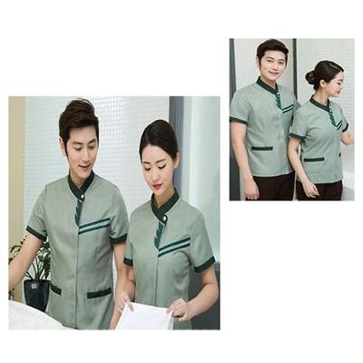 Quần áo công nhân vệ sinh công nghiệp VSCN-17430