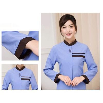 Quần áo công nhân vệ sinh công nghiệp VSCN-17420