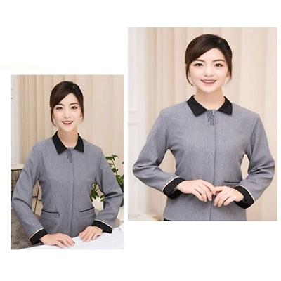 Quần áo công nhân vệ sinh công nghiệp VSCN-17418