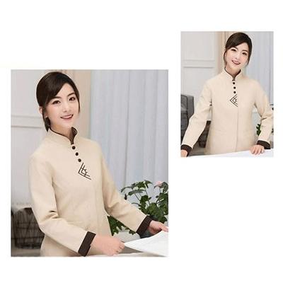 Quần áo công nhân vệ sinh công nghiệp VSCN-17414