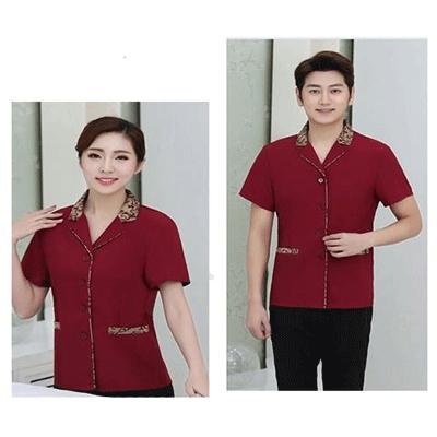 Quần áo công nhân vệ sinh công nghiệp VSCN-17410