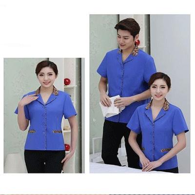 Quần áo công nhân vệ sinh công nghiệp VSCN-17408