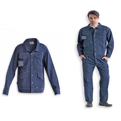 Quần áo công nhân cơ khí CNCK-17346