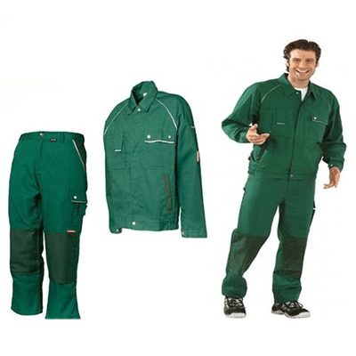 Quần áo công nhân cơ khí CNCK-17344
