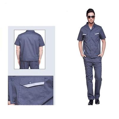 Quần áo công nhân cơ khí CNCK-17332