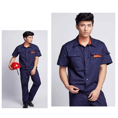 Quần áo công nhân cơ khí CNCK-17304