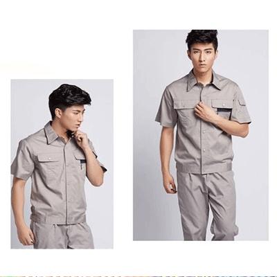 Quần áo công nhân cơ khí CNCK-17302