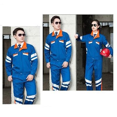 Quần áo công nhân dầu khí CNDK-17206