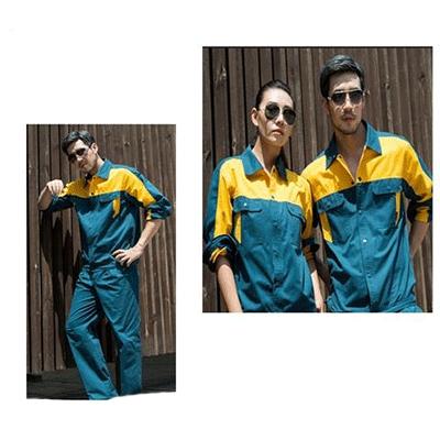 Quần áo công nhân dầu khí CNDK-17165