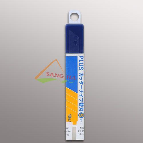 Lưỡi dao rọc giấy nhỏ plus 35-995ND