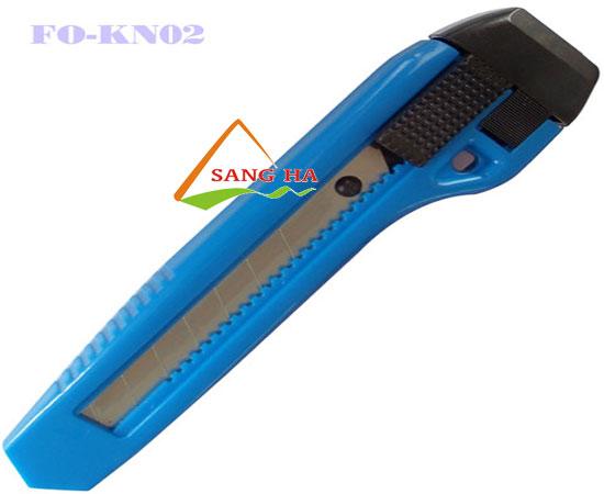 Dao rọc giấy Thiên Long FO-KN02 18mm