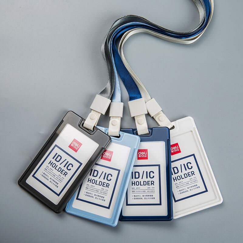 Bảng tên deli 8315 name badge