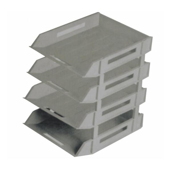 Kệ nhựa 4 tầng ráp 190-4