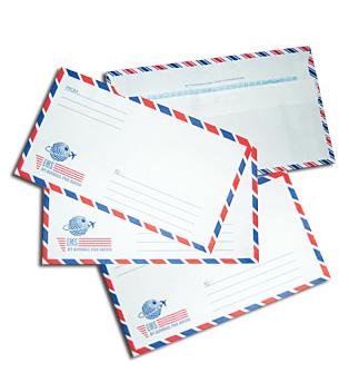 Bao Thư Bưu Điện (Có Keo)