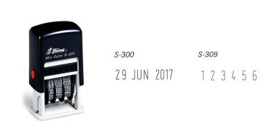 Dấu Tự Động Shiny S300 - S309 - S304