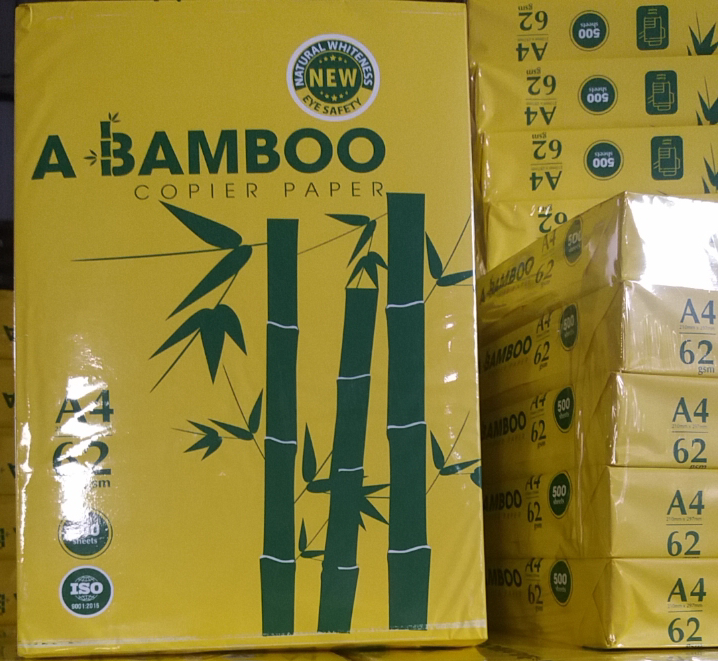 Giấy in A-Bamboo 62gms