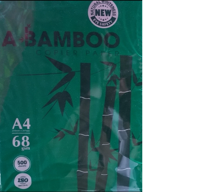 Giấy in A-Bamboo 68gms