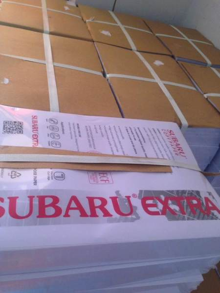 Giấy in Subaru A4 68gsm
