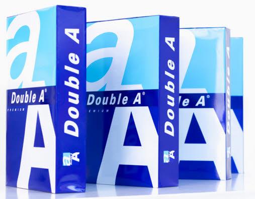 Giấy in Double A định lượng 70g A3