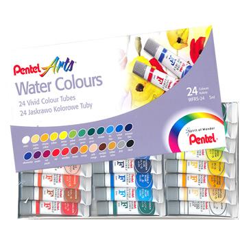 Màu Nước Water Colours Pentel 24