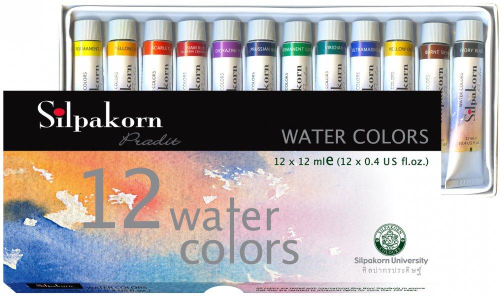 Màu Nước Shilpakon 12 Water Color