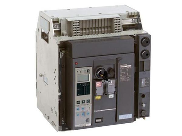 Máy cắt không khí ACB Schneider NT 1600A H1 4P