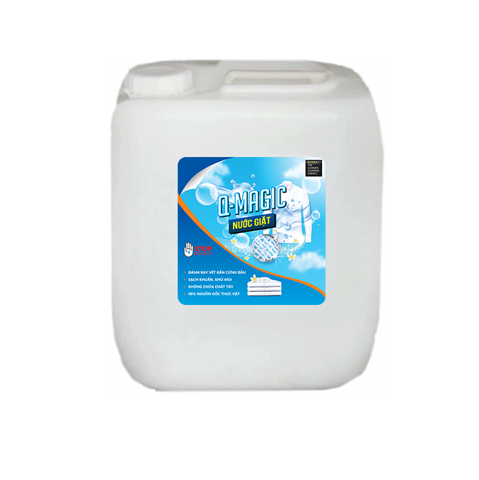 Nước giặt Q MAGIC - Can 20L