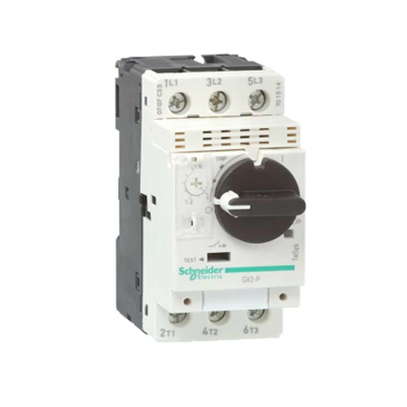 CB bảo vệ động cơ loại từ và nhiệt GV2P