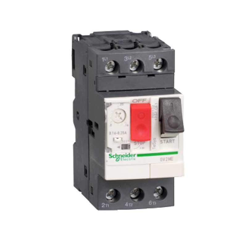 CB bảo vệ động cơ loại từ và nhiệt GV2ME