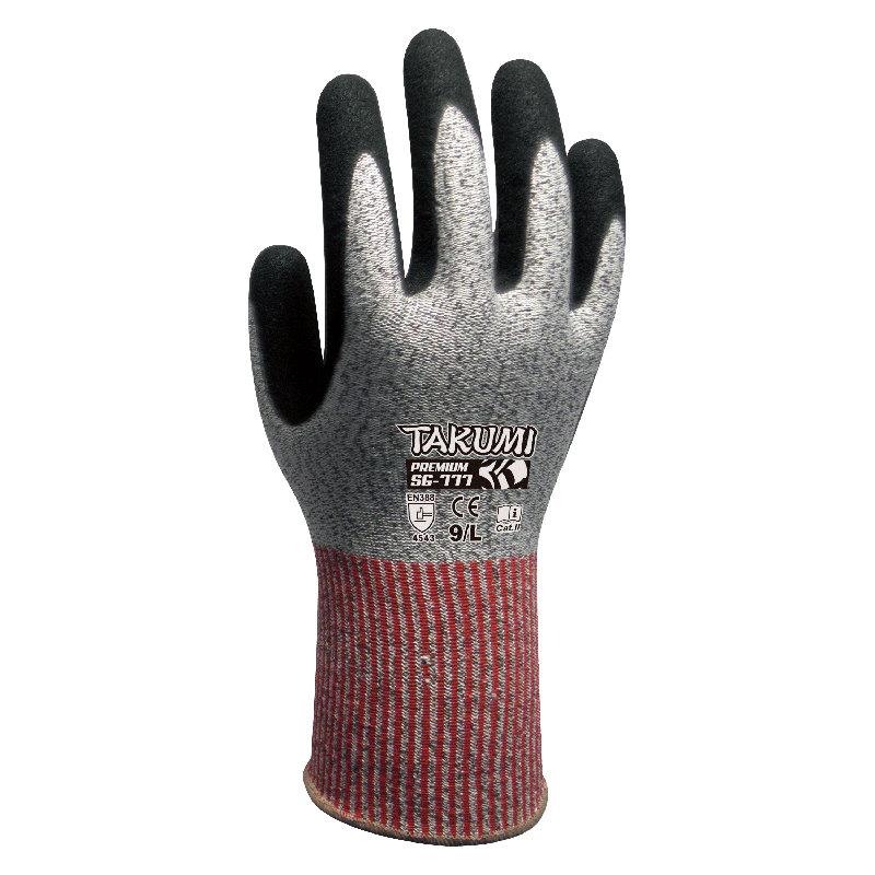 Găng tay chống cắt Takumi SG-777 (Max-Grip)