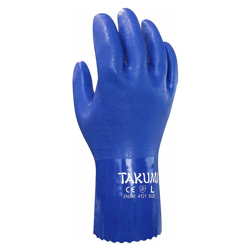 Găng tay chống hóa chất Takumi PVC-600