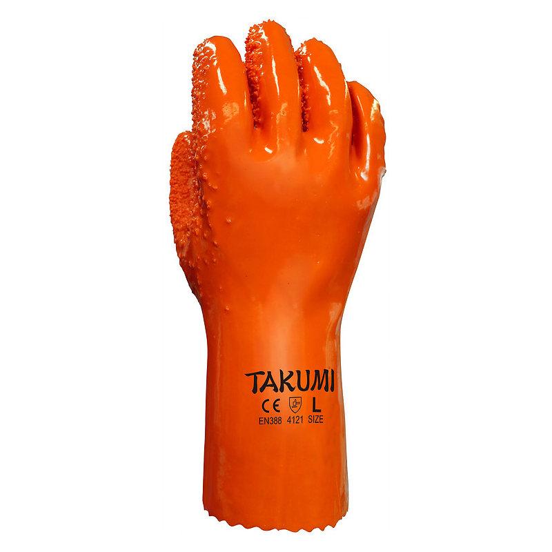 Găng tay chống hóa chất Takumi PVC-500