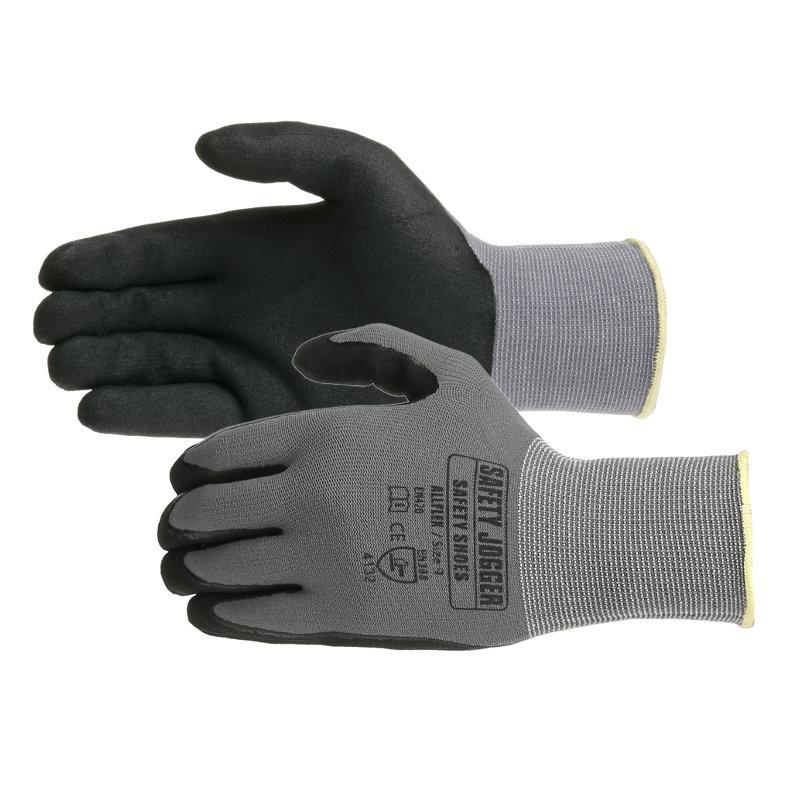 Safety Jogger All Flex / Găng bảo hộ sợi Nylon-Spandex