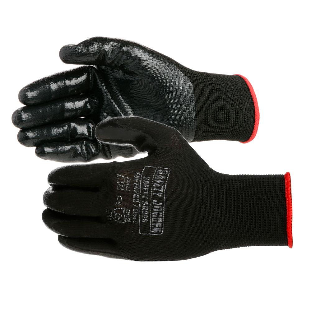 Safety Jogger Superpro / Găng tay chống dầu phủ Nitrile